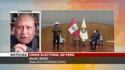 ¿Qué se proyecta para el próximo mandato de Perú?, analiza Bigio