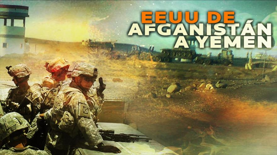 Detrás de la Razón: La bota estadounidense de Afganistán a Yemen