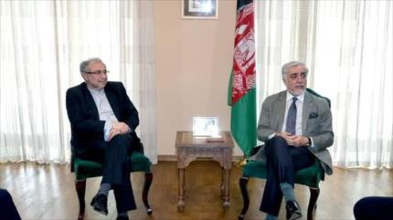 Afganistán glorifica apoyo de Irán contra la violencia en su suelo