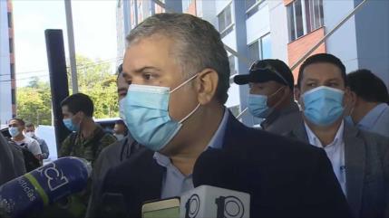 Duque: Todo el grupo de colombianos participó en asesinato de Moise