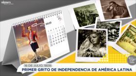 Esta semana en la historia: Primer grito de la independencia de América Latina