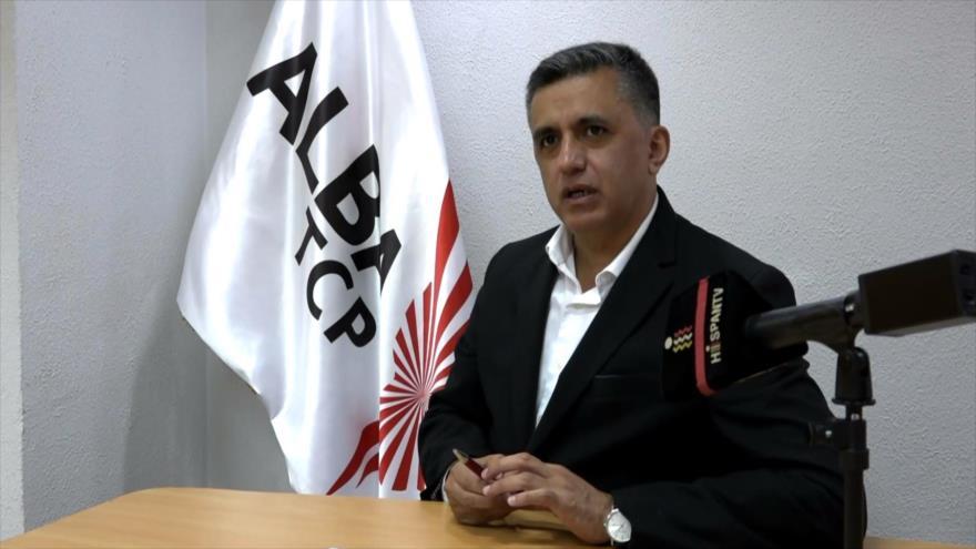 """El secretario del ALBA-TCP: """"conocemos las estrategias de EEUU"""""""