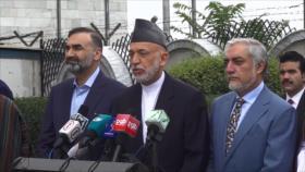 Delegación afgana sale rumbo a Catar para conversar con talibanes