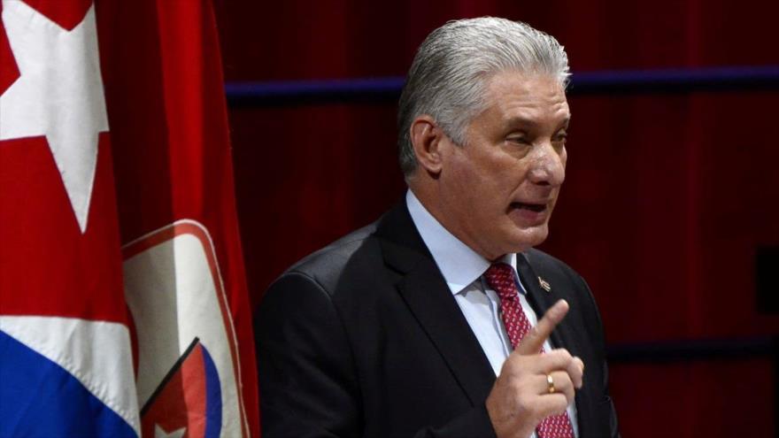 Díaz-Canel: Estados Unidos fracasó en el empeño de destruir a Cuba | HISPANTV