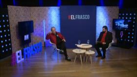 El Frasco, medios sin cura; 0-800-mercenarios: instigando la intervención