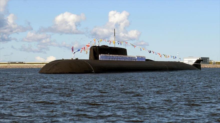 Rusia prueba armamento de submarinos nucleares; OTAN en alerta   HISPANTV