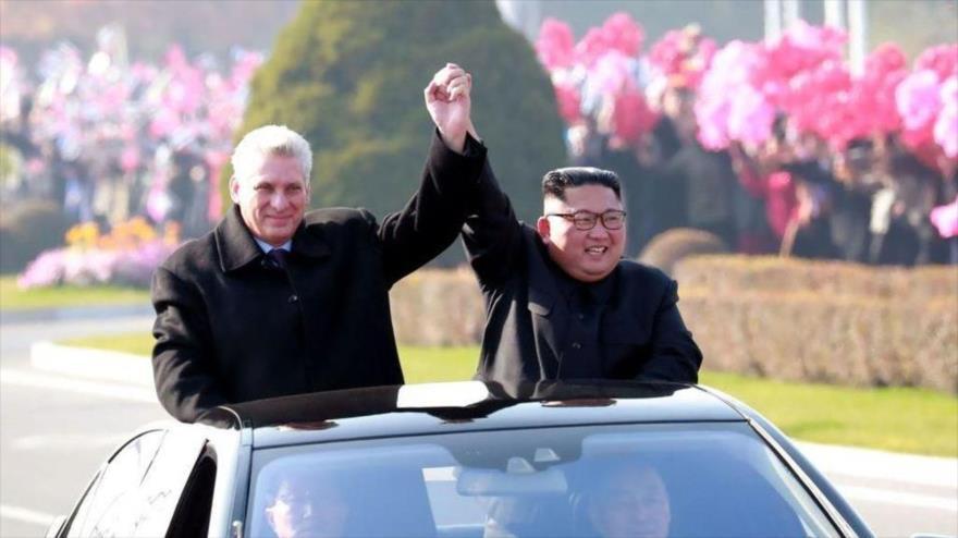 Pyongyang apoya a Cuba y fustiga injerencias de EEUU en la isla | HISPANTV