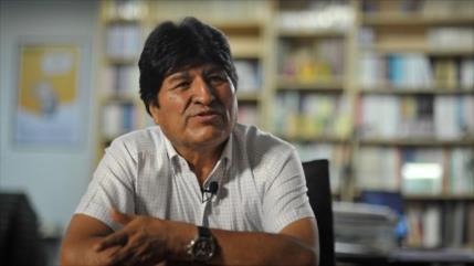 Morales: CIA contrató Inteligencia argentina para golpe en Bolivia