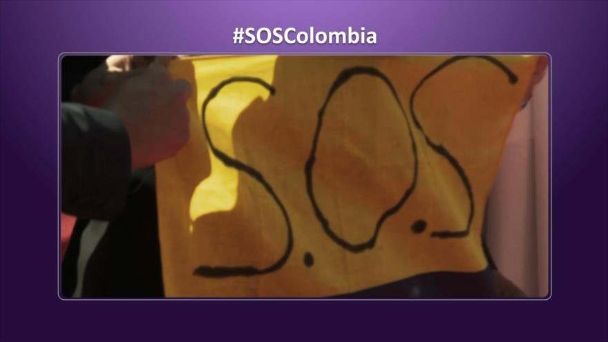 Etiquetaje: SOS Colombia