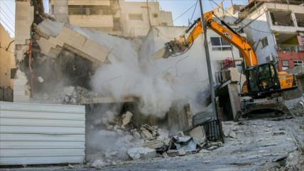 Voz que no se escucha: ONU afea política de demoliciones de Israel
