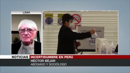 """""""Habrá estallido social en Perú si evitan asunción de Castillo"""""""