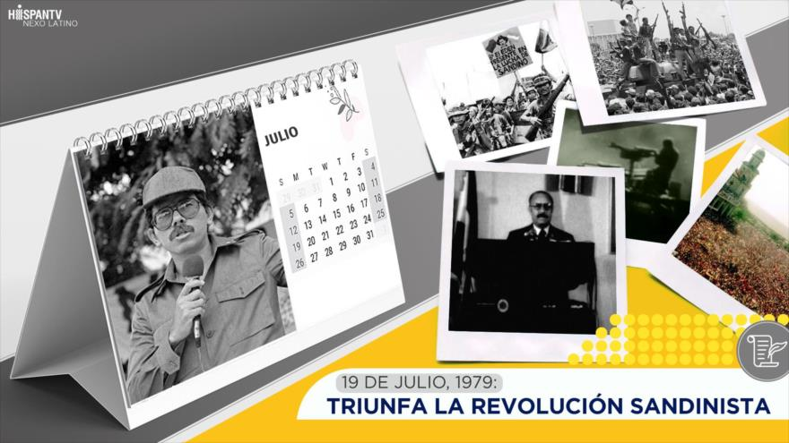 Esta semana en la historia: Triunfa la revolución sandinista
