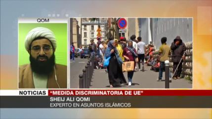 'Prohibición del velo islámico es una humillación y discriminación'