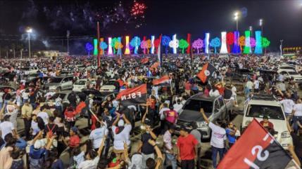 Nicaragua conmemora 42.º aniversario de la Revolución Sandinista
