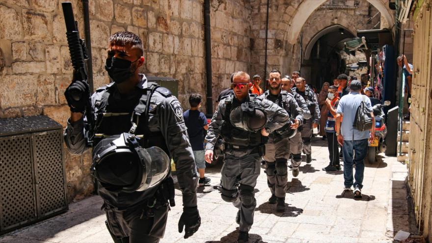 OCI y HAMAS condenan agresión israelí contra la Mezquita Al-Aqsa | HISPANTV