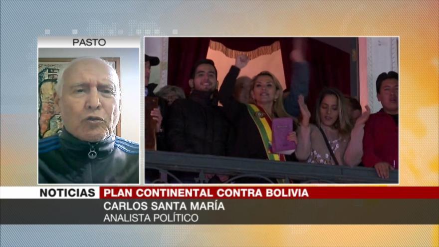 """""""Hay un plan para eliminar líderes progresistas en A. Latina"""""""