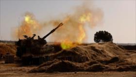 Agresión en cadena: Israel bombardea Líbano, nada más atacar Siria