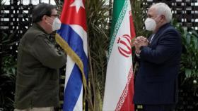 Irán repudia injerencia extranjera en asuntos internos de Cuba