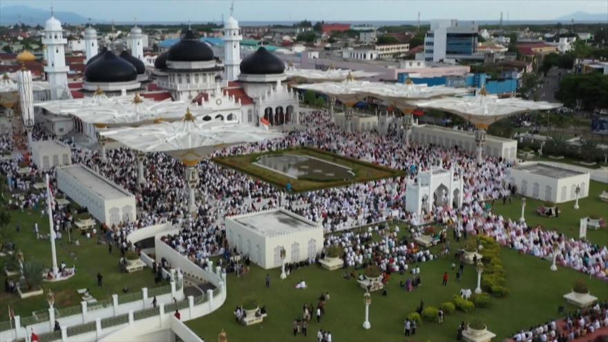 Fiesta de Eid al-Adha. Protesta en Colombia. Espionaje de Pegasus