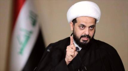 Líder iraquí: EEUU e Israel, detrás de matanza de nuestro pueblo
