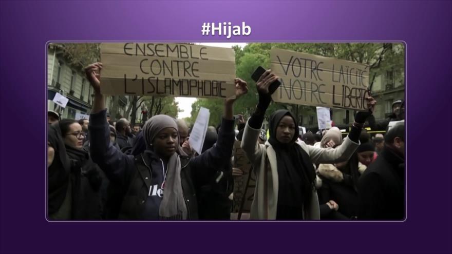 Etiquetaje: Fallo de Tribunal de la UE en contra del Hiyab