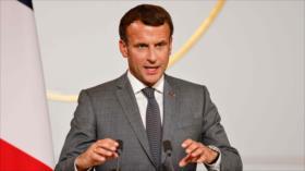 Software israelí Pegasus espió a Emmanuel Macron y otros líderes