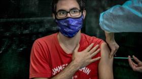 OMS: Distribución equivalente de vacunas podría controlar pandemia