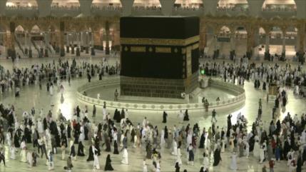Los musulmanes de todo el mundo celebran Eid al-Adha