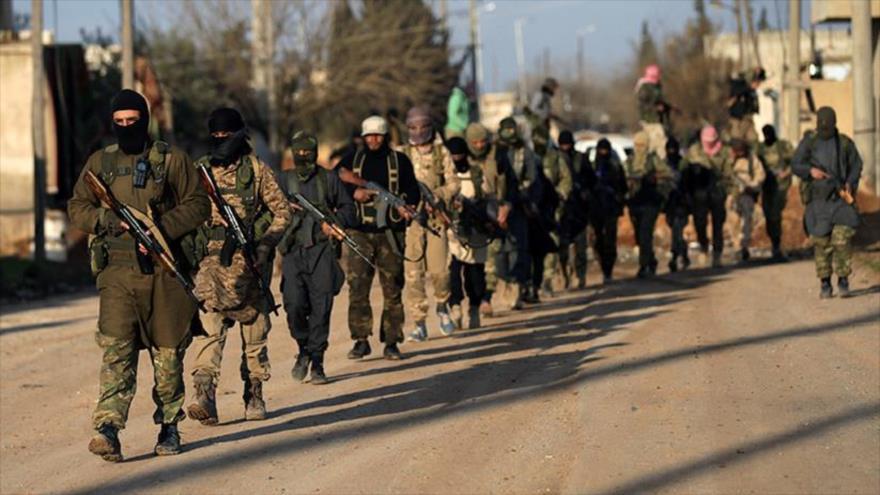 Informe revela cuánto gastó Reino Unido para derrocar a Al-Asad | HISPANTV