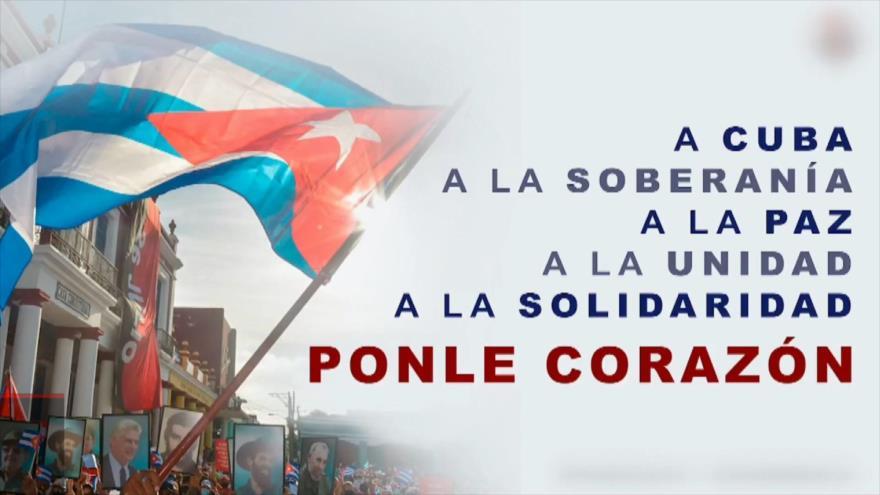 Apoyo al terrorismo. Solidaridad con Cuba. Medidas injustas contra Venezuela - Boletín: 21:30 - 21/07/2021