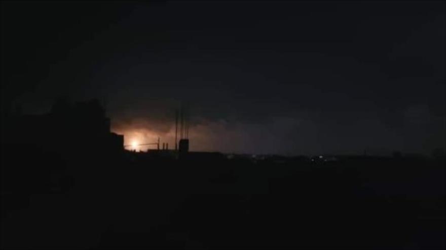 Vídeo: Siria repele otra agresión israelí; intercepta sus misiles | HISPANTV