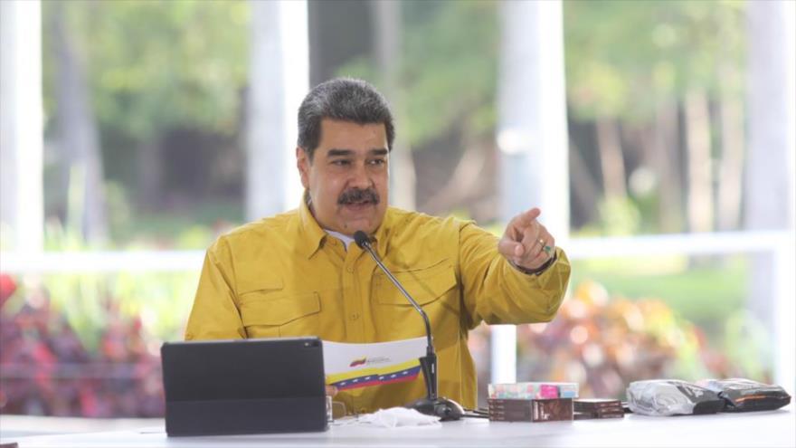 "Maduro afea ""piratería del siglo XXI"" por robo de oro venezolano"