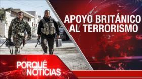 El Porqué de las Noticias: Apoyo al terrorismo. Espionaje Pegasus. Bloqueo de EEUU contra Cuba