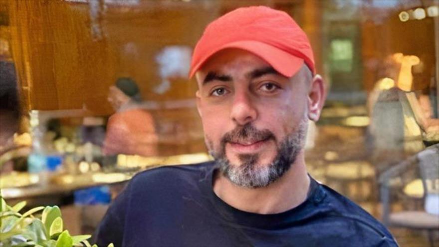 Abdo Youssef al-Khatib al-Tamimi, preso palestino fallecido en una cárcel israelí en la ocupada Palestina.