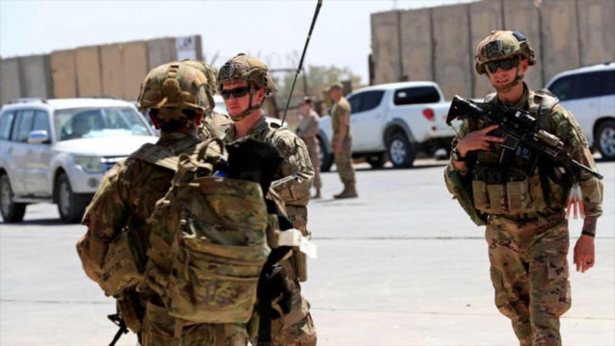 Tropas de EE.UU. en Irak. (Foto: Reuters)