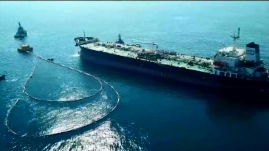 Terminal de crudo iraní. Espionaje israelí. Sanciones contra Venezuela - Boletín: 12:30 - 22/07/2021