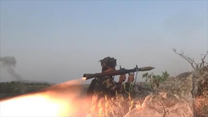 Vídeo: Vean operación exitosa de Yemen contra milicianos saudíes