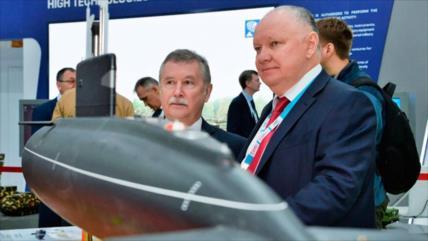 Rusia reduce casi a cero el uso de dólares en la venta de armas