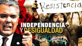 Detrás de la Razón: Colombia; independencia y desigualdad