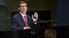 """Cuba tacha de """"infundadas"""" sanciones de EEUU contra sus militares"""