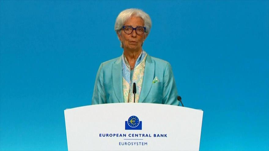 BCE advierte de crisis economía por variante Delta de COVID-19