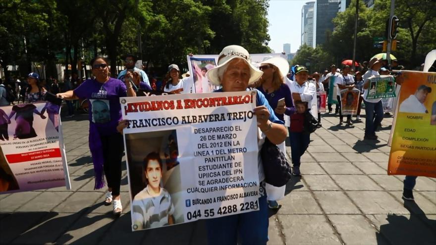 Crisis forense dificulta búsqueda de desaparecidos en México
