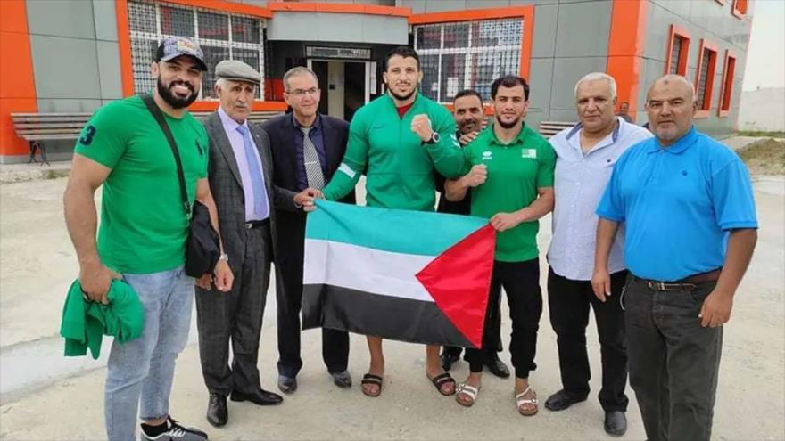 Judoca argelino se retira de JJOO para no competir con un israelí   HISPANTV