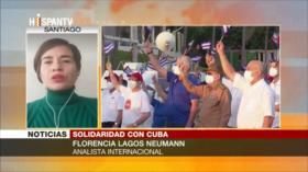 Lagos: EEUU asedia a Cuba por no subyugarse a sus dictados