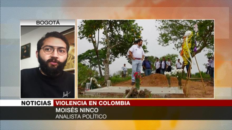 Ninco: La Colombia de Duque se dirige hacia una dictadura