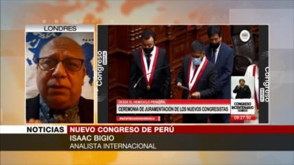 """""""Castillo para gobernar debe pactar con ala parlamentaria moderada"""""""