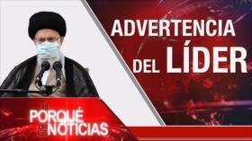 El Porqué de las Noticias: Discurso de Líder de Irán. Diálogo en Venezuela. Atrocidades israelíes