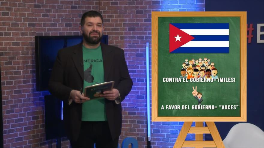 """El Frasco, medios sin cura: ¿Buscan instalar la """"Primavera Latinoamericana""""?"""