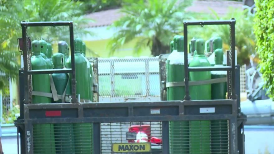 Médicos hondureños denuncian falta de medicamentos contra COVID-19