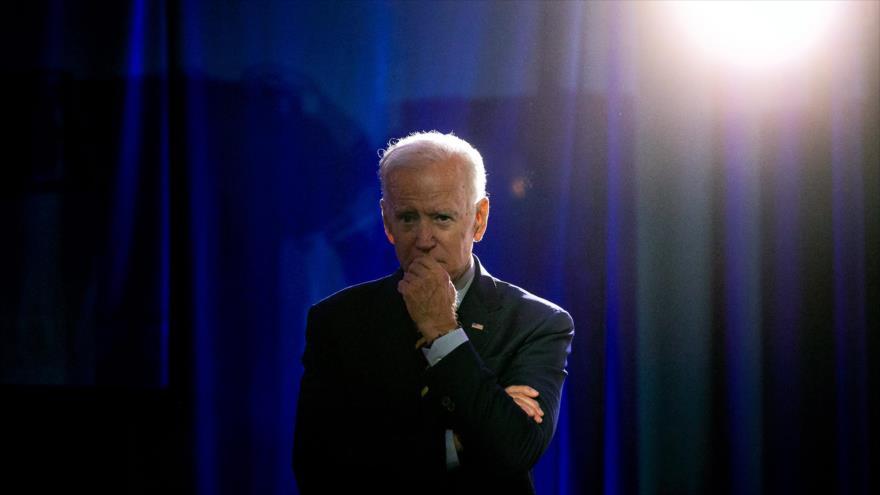Aprobación de Biden baja a 50 %; ¿Termina su período de luna de miel?